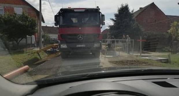 Radovi u Gradcu ometaju promet i ugrožavaju pješake