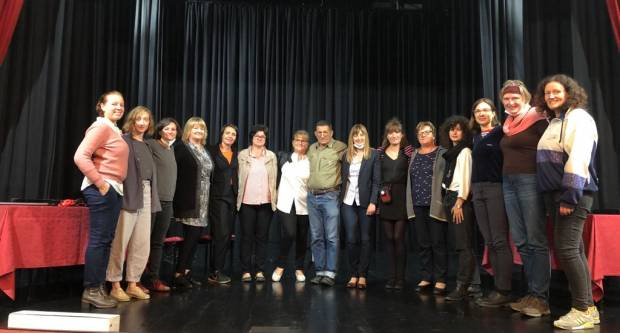 U Gradskom kazalištu održan sastanak radnica ʺOrljave, podršku dala i zastupnica Vlašić-Iljkić
