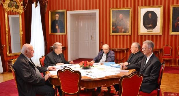 Susret biskupa Đakovačko-osječke crkvene pokrajine
