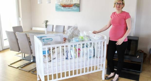 Opremu za bebe primilo još pet obitelji