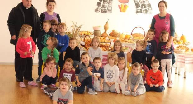 Obilježeni Dani kruha u dječjem vrtiću Grozdić u Kutjevu