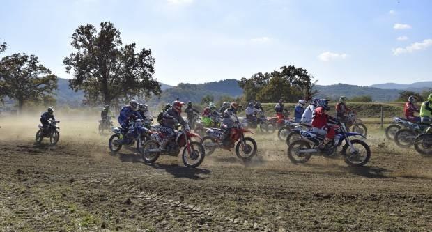 "Otvoreno prvenstvo Hrvatske u motocrossu, 17.10.2021 i  Cross country utrka Prvenstva Hrvatske ""Zlatni lugʺ, 16.10.2021."