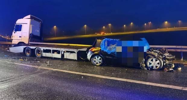Vozač kamiona priveden. Sumnjiče ga da je skrivio nesreću u kojoj je poginula cijela obitelj