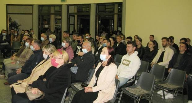 Misa sa zazivom Duha Svetoga za studente i profesore Sveučilišta u Sl. Brodu