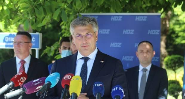Plenković nakon sastanka. Donesena odluka o nastavi za cijelu RH