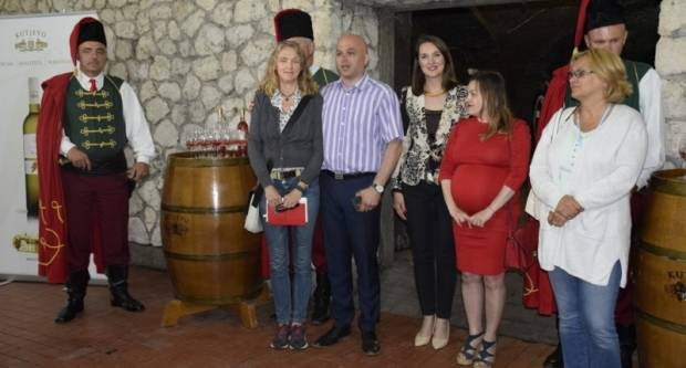 Njemački turisti na studijskom putovanju Slavonijom