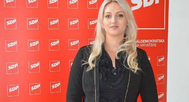 Marina Opačak - Bilić ostvarila uvjerljivu pobjedu i postala predsjednica SDP-a