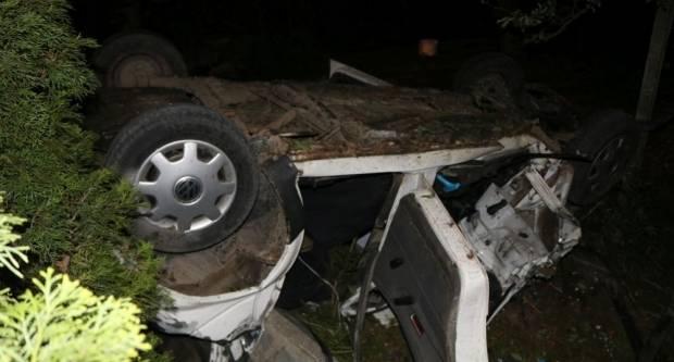 U jučerašnjoj prometnoj kod Hrnjevca troje teško i dvoje lakše ozlijeđeno