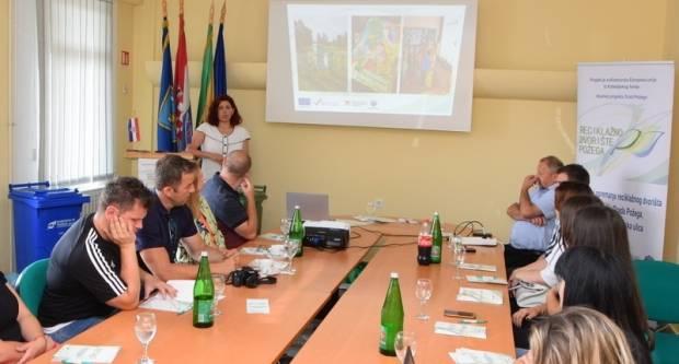 U okviru Projekta Izgradnja i opremanje reciklažnog dvorišta održana edukativna radionica u Jakšiću