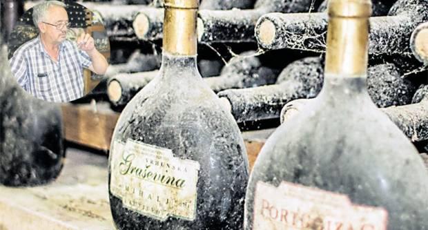 Branko Mihalj, kutjevački stomatolog koji radi vina od kojeg rastu zazubice