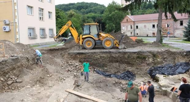 Arheološkim iskapanjem pronađeni ostaci gotičke crkve