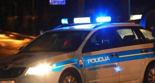 U slijetanju automobila noćas u Gradištu četiri osobe prevezene u bolnicu