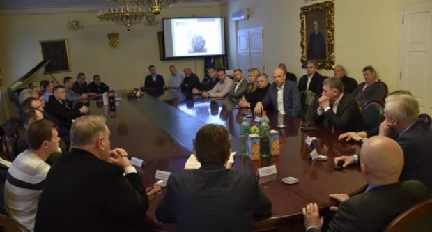 Radni sastanak - Kako pospješiti suradnju Grada i poduzetnika