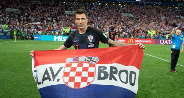 Mario Mandžukić danas proglašen počasnim građaninom Slavonskog Broda