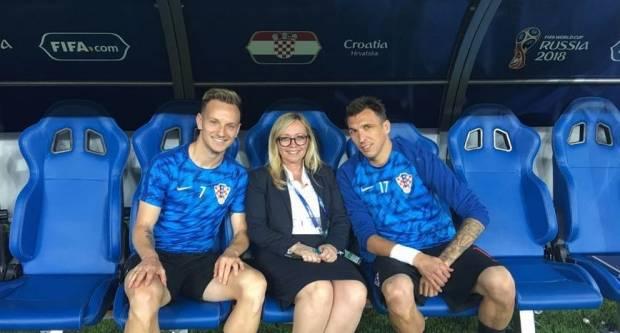 Iva Olivari: Žena koja s Vatrenima piše povijest hrvatskog nogometa