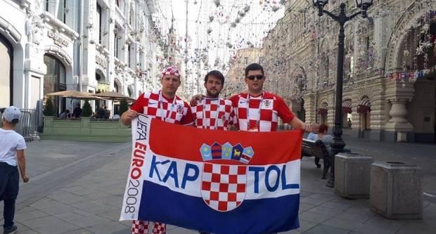 Večeras će se u Moskvi vijoriti i natpis ʺKAPTOLʺ: Eduardo, Dario i Zlatko  na finalnoj utakmici