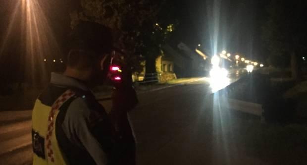 Dvojica zaustavljena pod utjecajem alkohola, jedan bijeg s mjesta prometne i prometna u Lipiku
