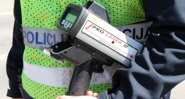 Kažnjen zbog vožnje s 1,99 promila, a drugi zbog nepropisane brzine od 192km/h