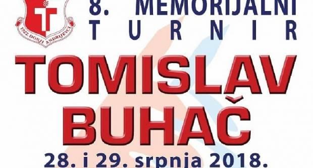 Pred nama je memorijalni turnir TOMISLAV BUHAČ