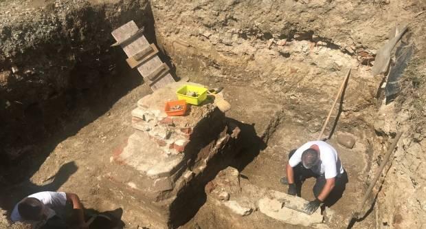 Važna arheološka otkrića u Starom Gradu požeškoga Kaptola