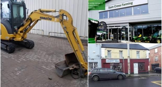 Preko oglasa htio kupiti bager u Irskoj, a onda mu je nešto postalo sumnjivo...