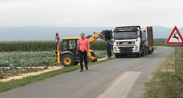 Obilazak radova na vodovodnoj i kanalizacijskoj mreži u Tekiću