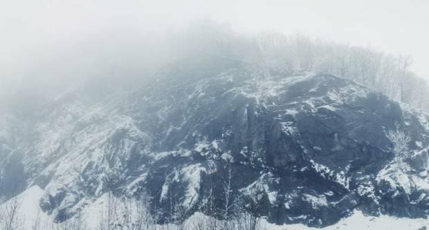 Snježna idila na obroncima Papuka