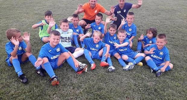 U Sibinju petodnevna manifestacija Open Fun Football School za djecu od 6 do 13 godina