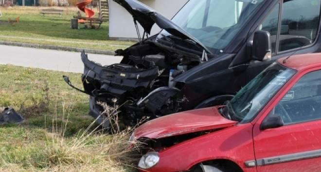 Jučer tri prometne nesreće