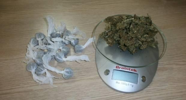 U automobilskom prostoru filtra za zrak skrivao 495 grama marihuane