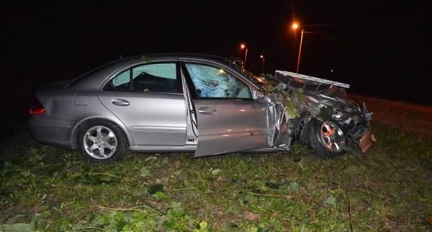 U prometnoj nesreći ozlijeđeno dvoje 19-godišnjaka