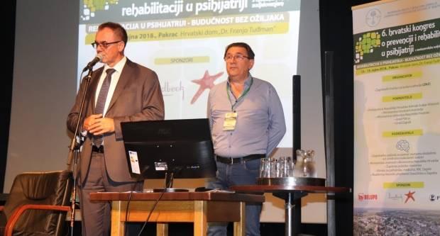 Svečanim otvaranjem počeo 6. hrvatski kongres o prevenciji i rehabilitaciji u psihijatriji