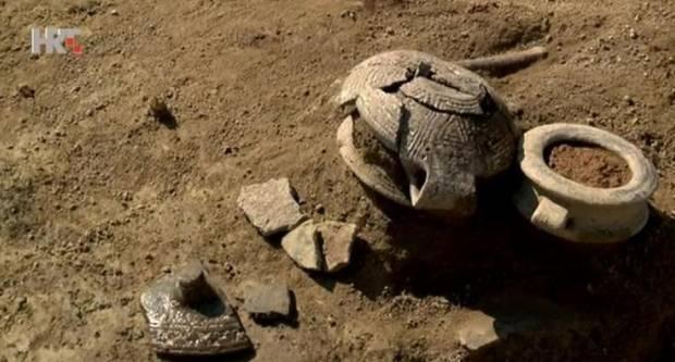 U Vučedolu pronađena šahovnica stara oko 5 tisuća godina