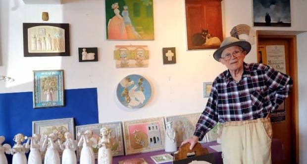 Ugašena keramičarska peć u Lipiku i zatvorena galerija poznatog umjetnika Matije Grgurevića