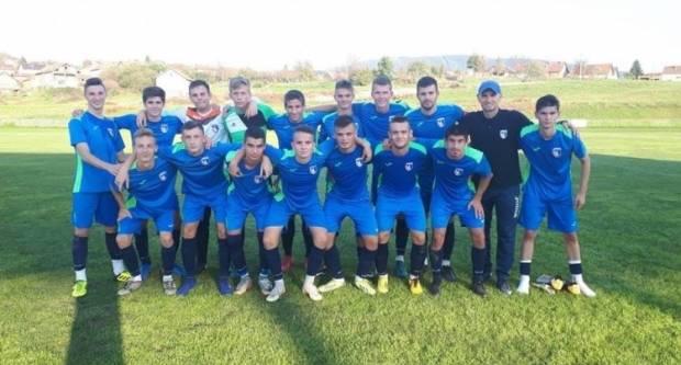 Juniori, kadeti i pioniri Slavonije prošli 1. kolo Županijskog nogometnog kupa