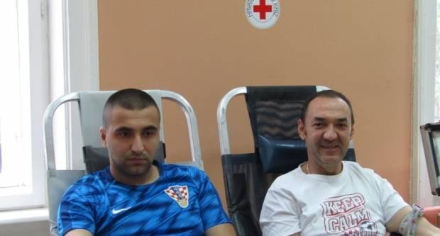 Dobar odaziv na još jednu akciju Dobrovoljnog darivanja krvi