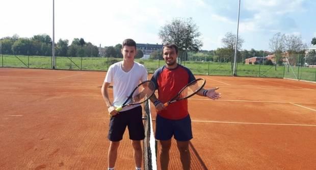 Pakračka teniska liga: Jure Rosić neporažen na vrhu