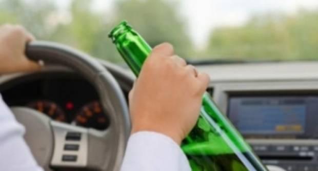 Policija je diljem županije tijekom jučerašnjeg dana zaustavila osam pijanih vozača