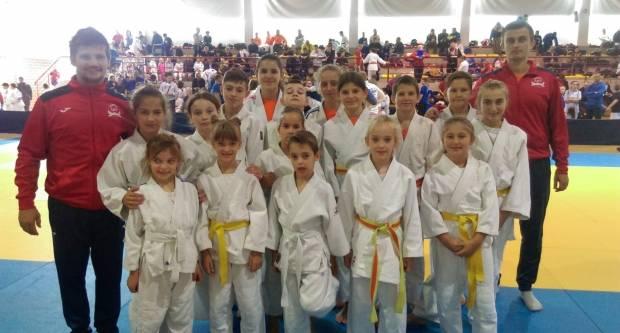 Judo klub Jigoro odličan na turniru u Vinkovcima