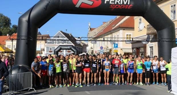 Prvenstvo Hrvatske u polumaratonu održano je danas u Požegi