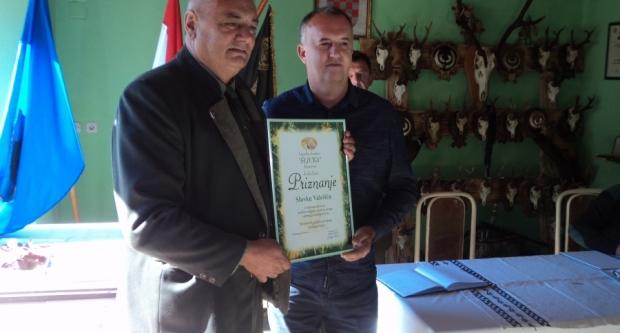 90. obljetnica Lovačkog društva Šljuka iz Brestovca