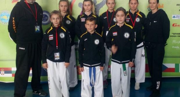 Brođani uspješni na ʺBosnia Open Taekwon-do Championshipʺ međunarodnom turniru