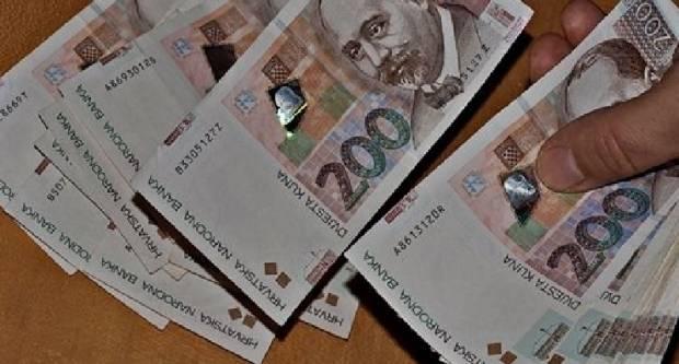 Statistika kaže da je prosječna neto plaća u Hrvatskoj u prosincu bila 6.559 kuna!