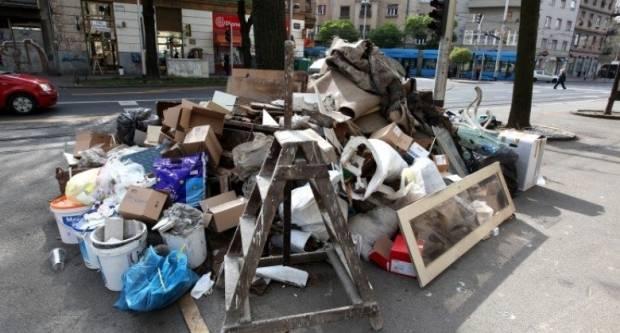 Plan odvoza glomaznog otpada za općine Brestovac i Jakšić