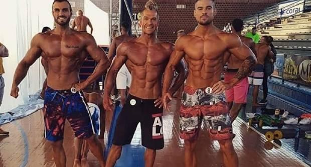 Požežanin Tomislav Bartulović osvojio broncu u bodybuilding natjecanju