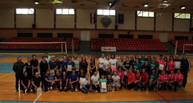 Ekipa Požege osvojila III. Memorijalni odbojkaški turnir ʺVerica Rebrinaʺ