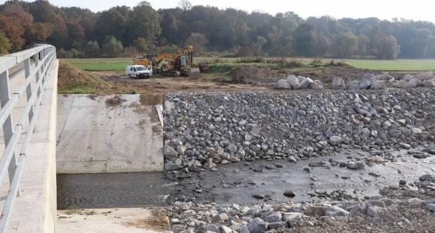 Brezine/Janja Lipa – obilazak radova na regulaciji vodotoka Pakre