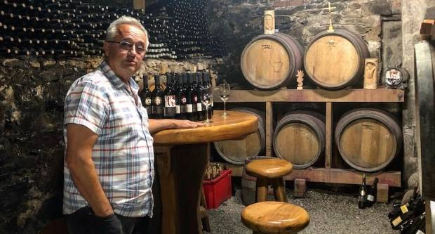 Branko Mihalj definitivno spada među četiri najbolja vinara u Kutjevu