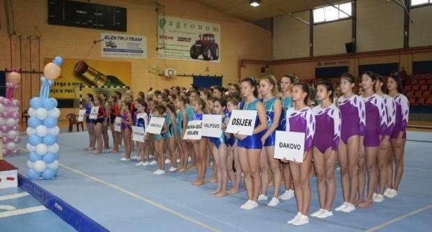 Požega domaćin 56. kupa Slavonije i Baranje u muškoj i ženskoj sportskoj gimnastici