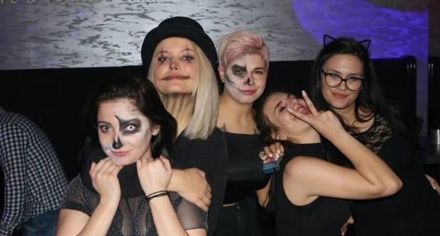 Halloween  u Platinumu u Požegi 31.10.2018.